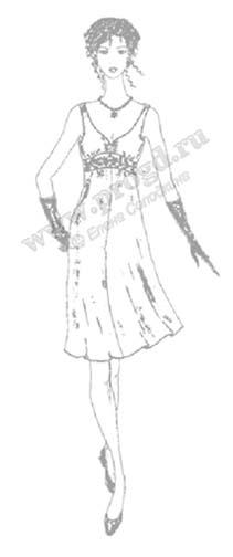 Стилизованная фигура 2